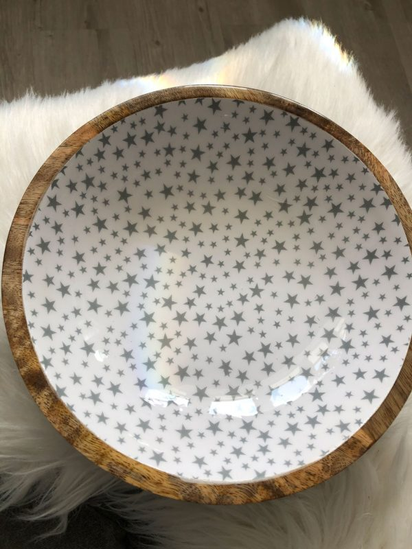 Large Star Bowl