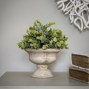 Potted Faux Sage